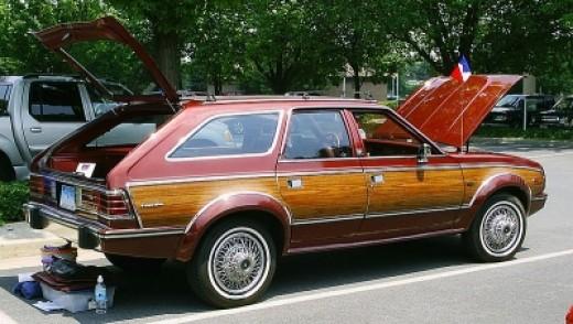 1980's AMC Eagle Wagon