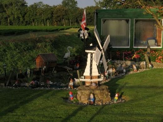German Garden Gnomes