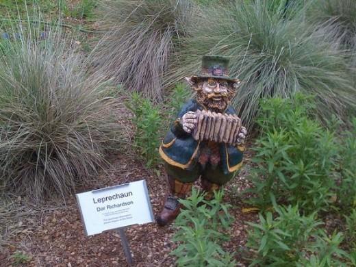Evil Garden Leprechaun