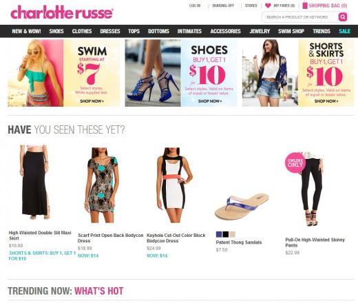 charlotte-russe-website