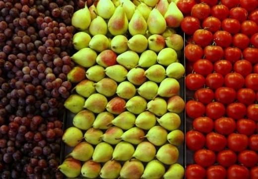 Belgium Fruit Flag