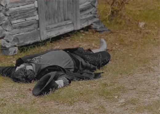 Dead Gunfighter