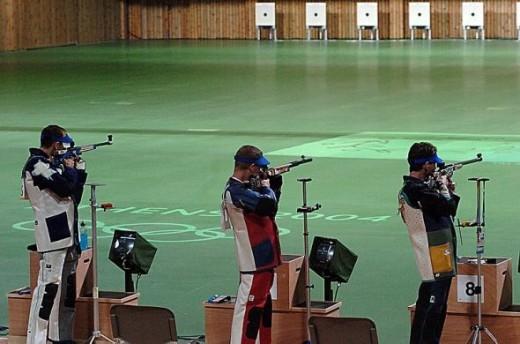 2012 Olympics Rifle