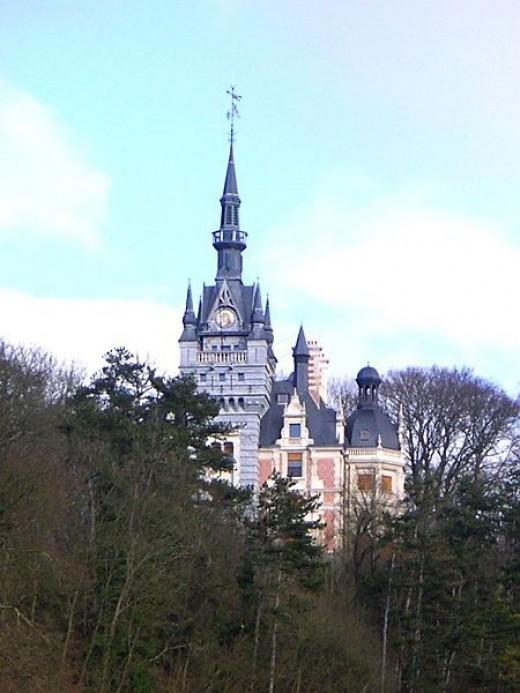 Chateau Le Fy - Esneux Belgium