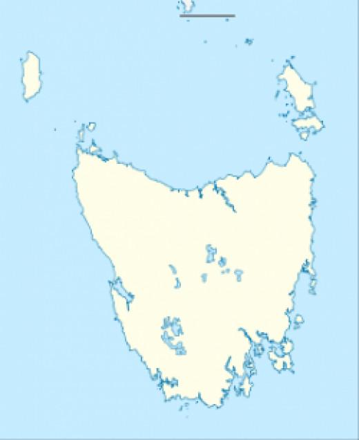 Port Arthur Location