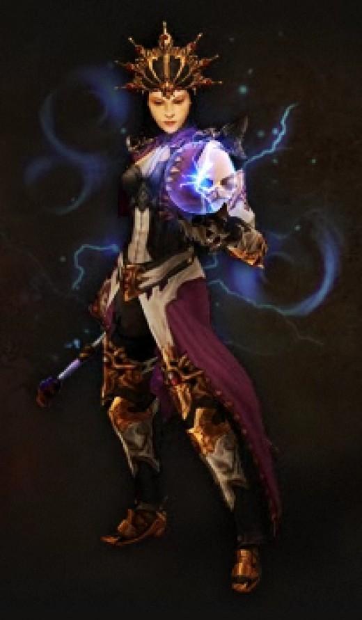 Wizard Builds Diablo