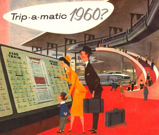 1960 Space Age