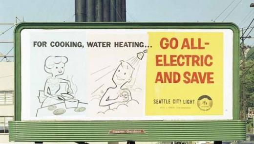 1960's Billboard
