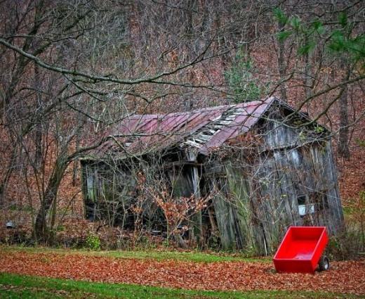 Old Ohio Barn