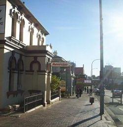 Cambellown main street