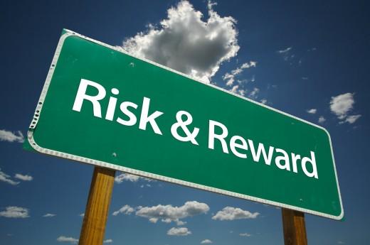 Taking risks rewarding?