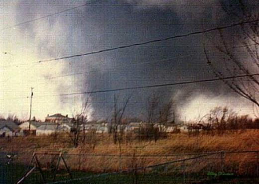 xenia tornado