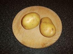 Floury or starchy potatoes