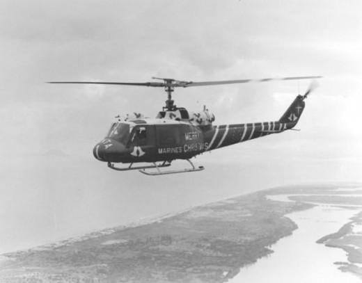 Vitenam Christmas Helicopter