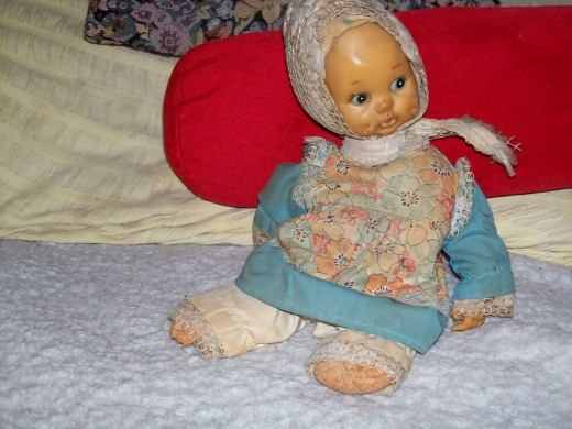 The Saddy doll forever!