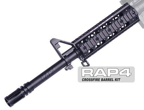 Alpha Black Crossfire Barrel Kit