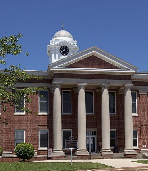 Scottsboro Alabama Courthouse