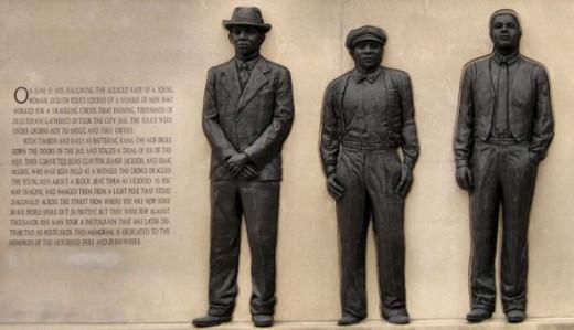 Duluth Lynching Memorial