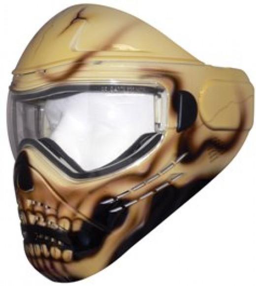 Save Phace Lazarus paintball mask