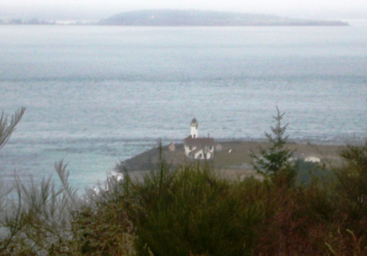 Point Wilson and Lighthouse