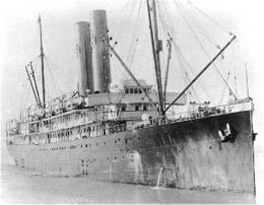 The SS Governor