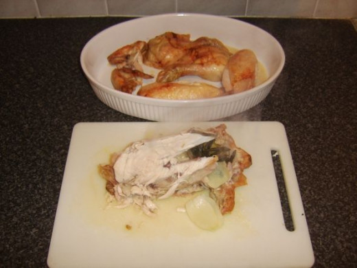 ingham chicken roasting portions cooking instructions