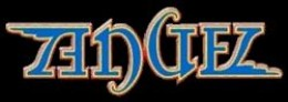 The 1970s rock band Angel, used illusion to create their distinctive logo that can be turned upside-down and read exactly the same way. They are now represented by Collier Entertainment. This copyrighted image used under fair use guidelines.