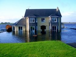 fFloof inundate property