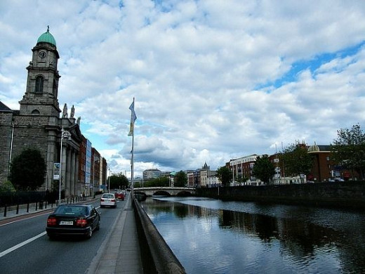 The National Parliament of Ireland, Dublin, Ireland