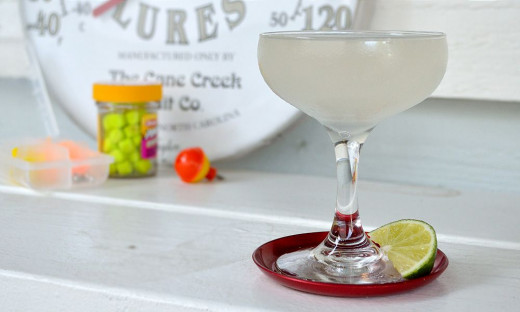 Now THIS is what a Daiquiri is supposed to look like. (Courtesy David and Lesley Jacobs Solmonson.)