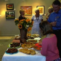 The Paso Robles Art Association and its Exhibits