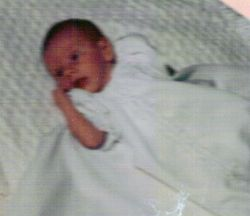Andrew at 4 weeks