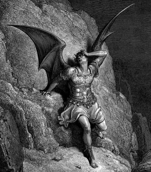Paradise Lost  ~Gustave Dore~