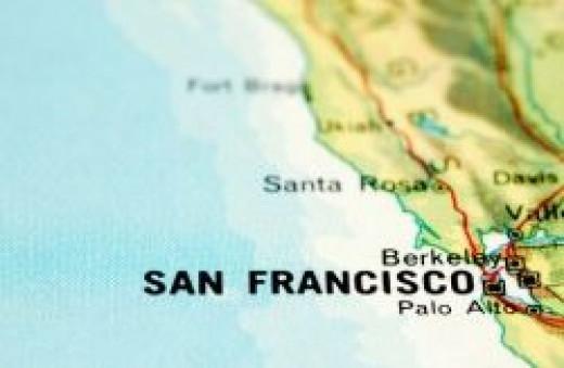 San Francisco Fault Line