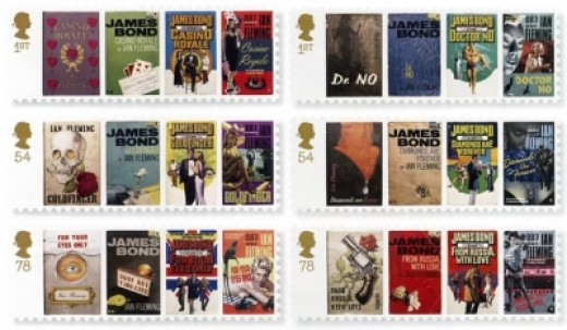 In honor of Ian Fleming's 100th birthday
