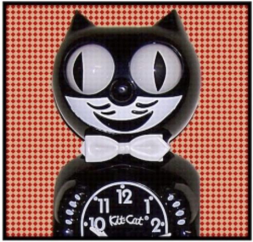 The Classic Kit-Kat Clock