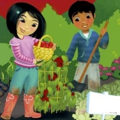 Kids In The Garden: Great Gardening Gifts, Tools & Toys for Kids