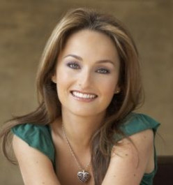 Cooking with Giada De Laurentiis