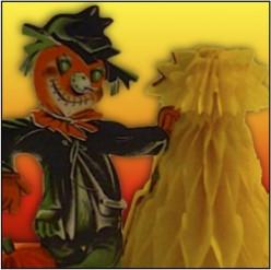 Ghosts of Halloween Past: Vintage Halloween Decorations