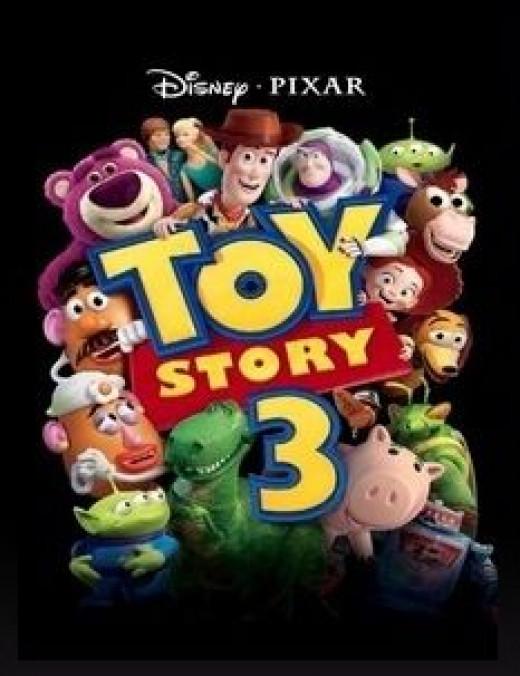 Toy story 3 summary