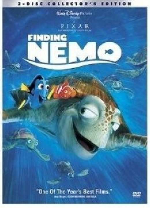 finding nemo story summary review