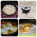 Pioneer Lasagna: Cooking Lasagna in a Dutch Oven While Camping