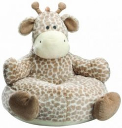 Plush Animal Chairs - Kids Love Them!