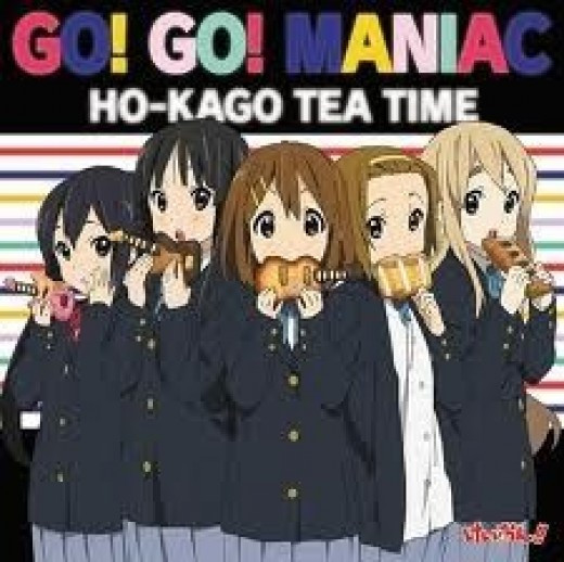 3.Go! Go! Maniac