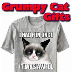 Grumpy Cat Gifts