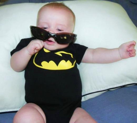 I'm cool, Batman!