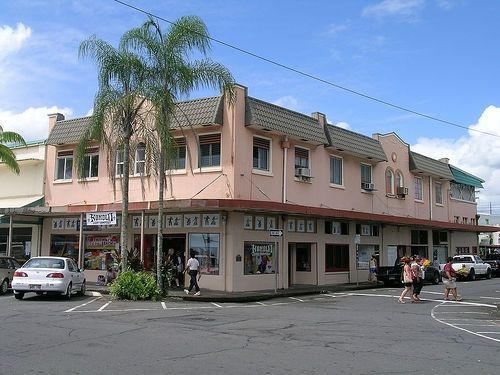 Downtown Hilo