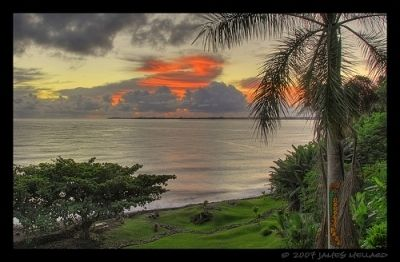 Sunrise - Hilo Bay