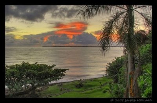 Sunrise - Hilo Bay