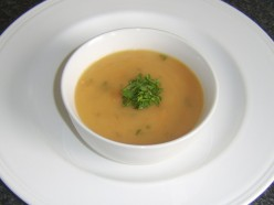 Carrot, Celery and Parsnip Soup Recipe